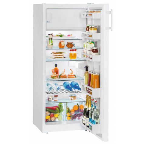 Liebherr K2814 Comfort Fridge Upright Freestanding 250 litre White