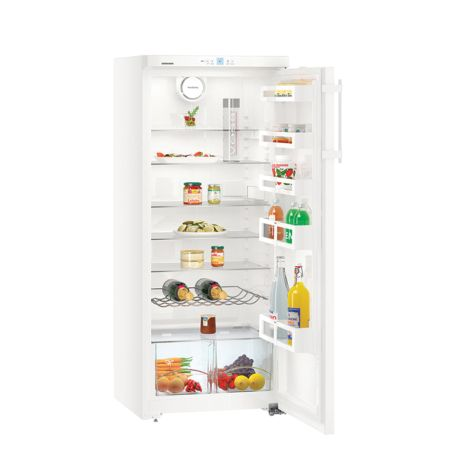 Liebherr K3130 Fridge Freestanding Comfort 297 litre A++ Energy White