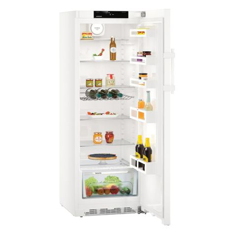 Liebherr K3710 Fridge Freestanding Comfort BioCool 342 litre White