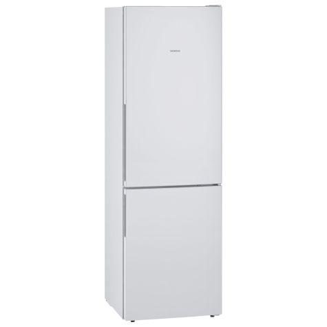 Siemens iQ300 KG36VVW33G Fridge Freezer Freestanding 307 litre White