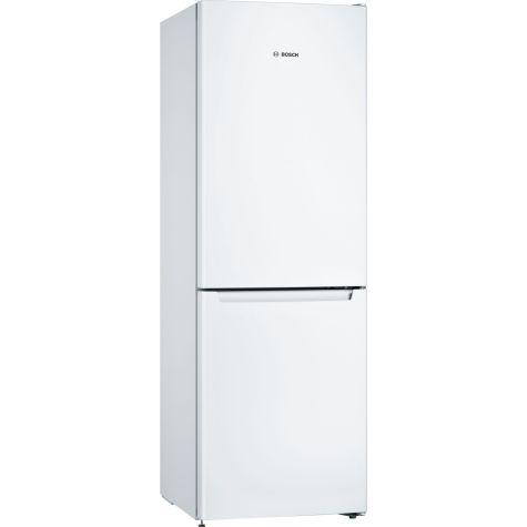 Bosch Serie 2 KGN33NW3AG Fridge Freezer Freestanding White A++ NoFrost