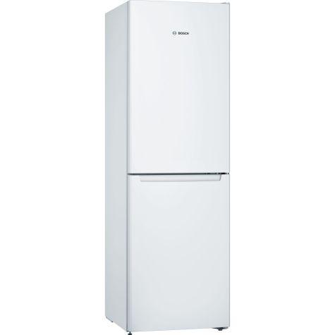Bosch Serie 2 KGN34NW3AG Fridge Freezer Freestanding White NoFrost A++