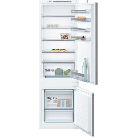 Bosch KIV87VS30G Integrated 70/30 Fridge Freezer with Sliding Door Fixing Kit A++