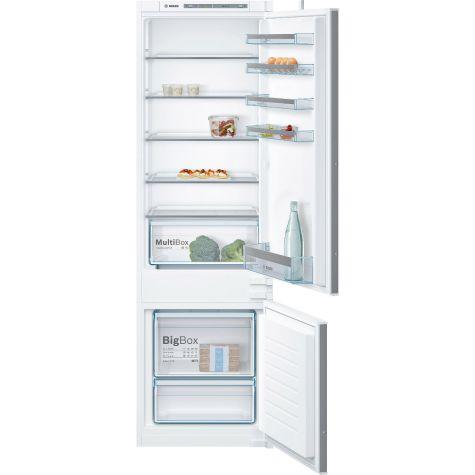 Bosch KIV87VS30G Integrated 70/30 Fridge Freezer with Sliding Door Fixing Kit A++