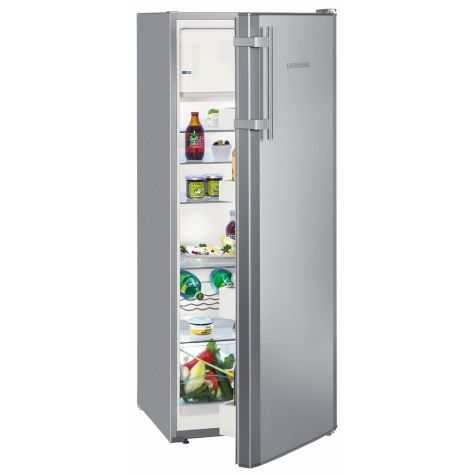 Liebherr Ksl2814 Comfort Fridge Upright Freestanding 250 litre Silver
