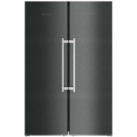 Liebherr SBSBS8673 American Fridge Freezer Premium No Frost