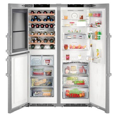 Liebherr SBSes8486 Food Centre PremiumPlus BioFresh NoFrost 645 Litre