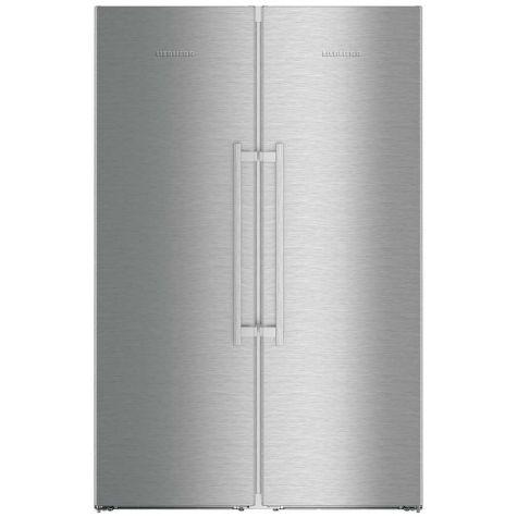 Liebherr SBSES8663 American Fridge Freezer Premium No Frost