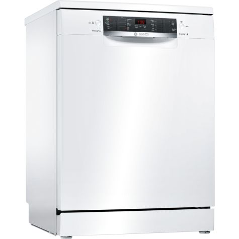 Bosch Serie SMS46MW03G Freestanding Dishwasher 14 Place Settings White A++