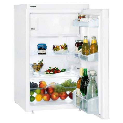 Liebherr T1404 Table Top Fridge Freestanding 122 litre A+ White