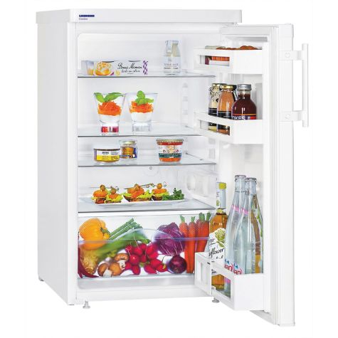 Liebherr T1410 Comfort Fridge Table-Height Freestanding 136L A+ White