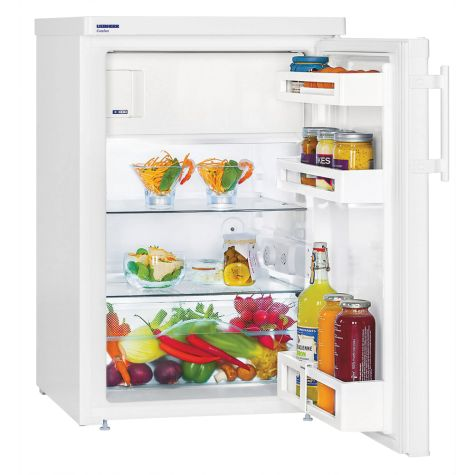 Liebherr T1414 Comfort Fridge Table-Height Freestanding 122L A+ White