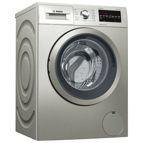 Bosch Serie 6 WAT2840SGB Washing Machine Freestanding A+++ 9kg Silver