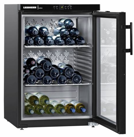 Liebherr WKB1812 Wine Cabinet Vinothek Mechanical Control 66 Bottle