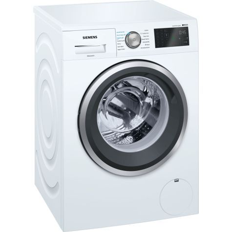 Siemens iQ500 WM14T790GB Washing Machine Freestanding 9 kg A+++ White