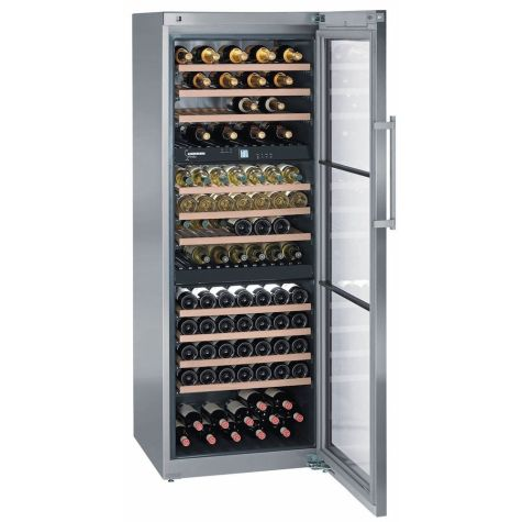 Liebherr WTES5872 Wine Cabinet Vinidor Multi Zone 178 Bottle LCD