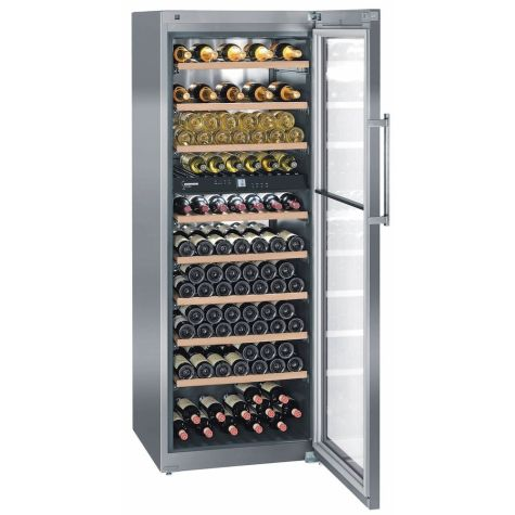 Liebherr WTES5972 Wine Cabinet Vinidor Multi Zone 211 Bottle LCD
