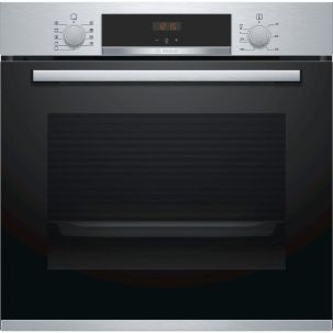 Bosch Serie 4 HBS534BS0B Built-In Oven Multi-Function Stainless Steel