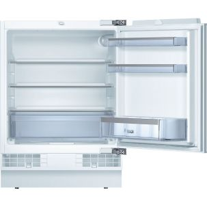 Bosch KUR15A50GB Fully Integrated Under Counter Fridge With Fixed Door Fixing Kit A+