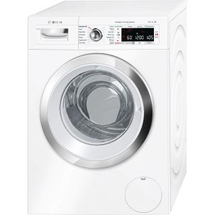 Bosch Serie 8 i-Dos™ WAWH8660GB Wifi Connected 9Kg Washing Machine with 1400 rpm - White - A+++ Rated