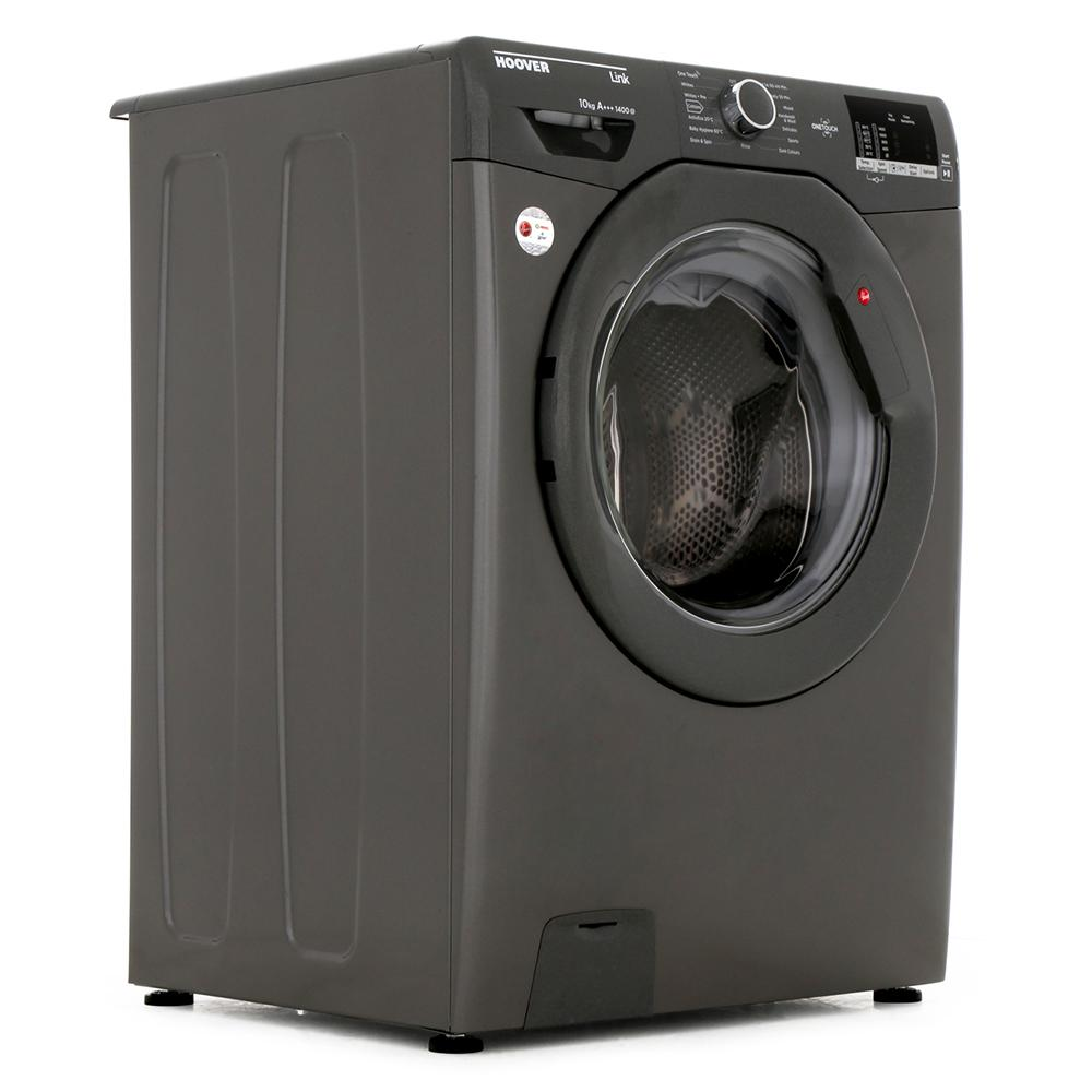 Hoover DHL14102DR3R1 Graphite Washing Machine Freestanding 1400rpm 10kg A+++