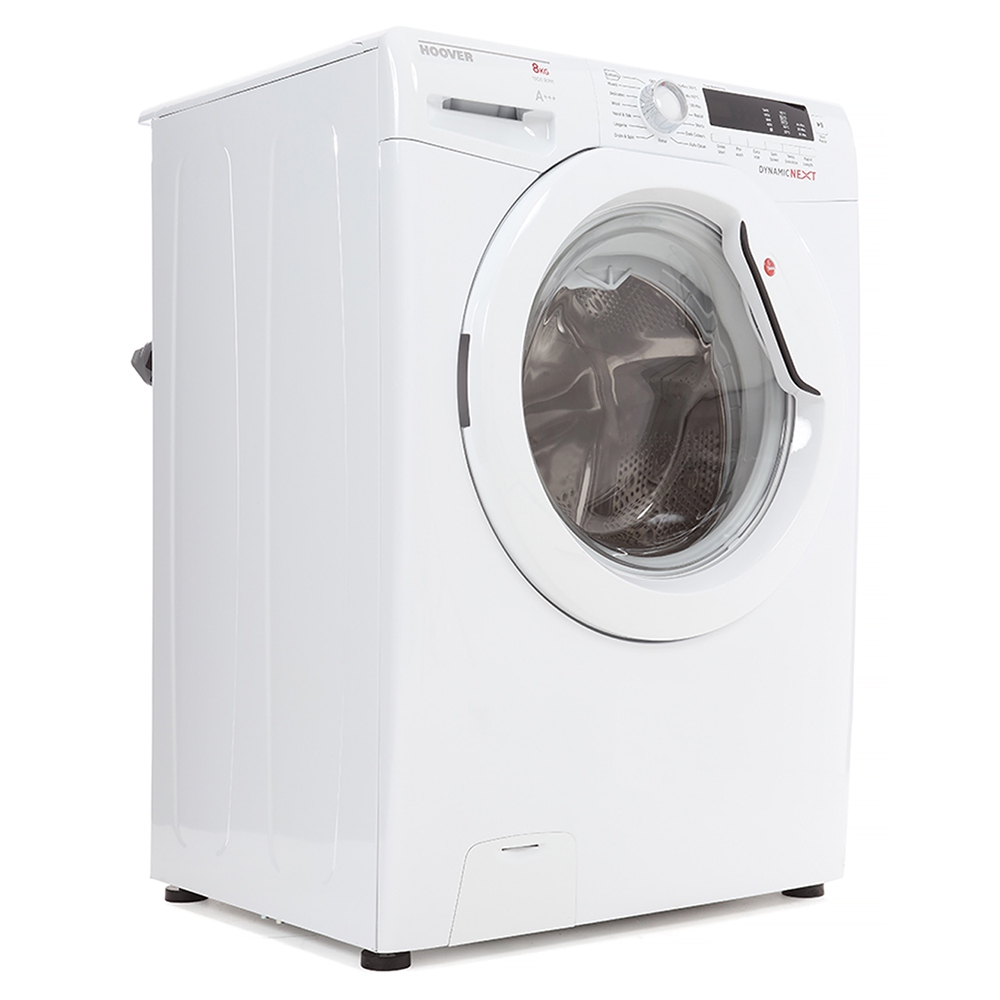 Hoover DXC58W3 Washing Machine Freestanding 1500rpm 8kg A+++ White