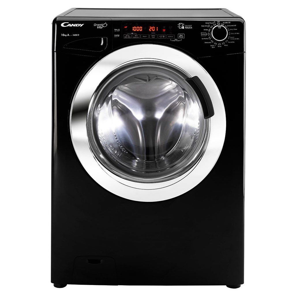 Candy Smart GVS1610THCB Washing Machine Freestanding 1600rpm 10kg A+++