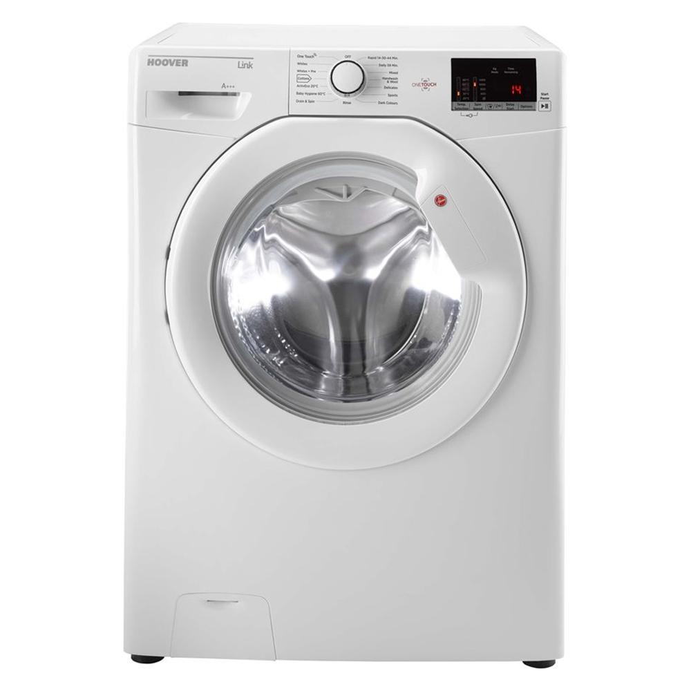 Hoover HL1692D3 Washing Machine Freestanding 9kg 1600rpm A+++ White