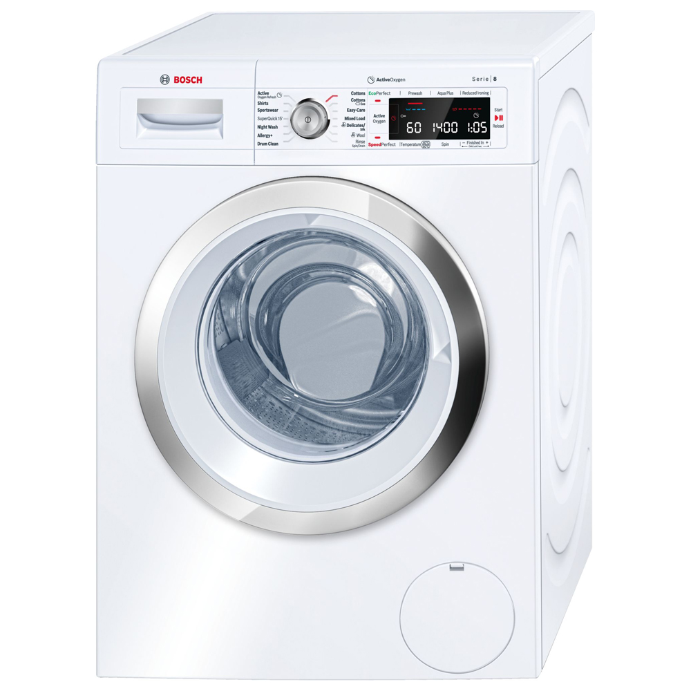 Bosch Serie 8 WAW28750GB Washing Machine Freestanding 1400rpm 9kg A+++