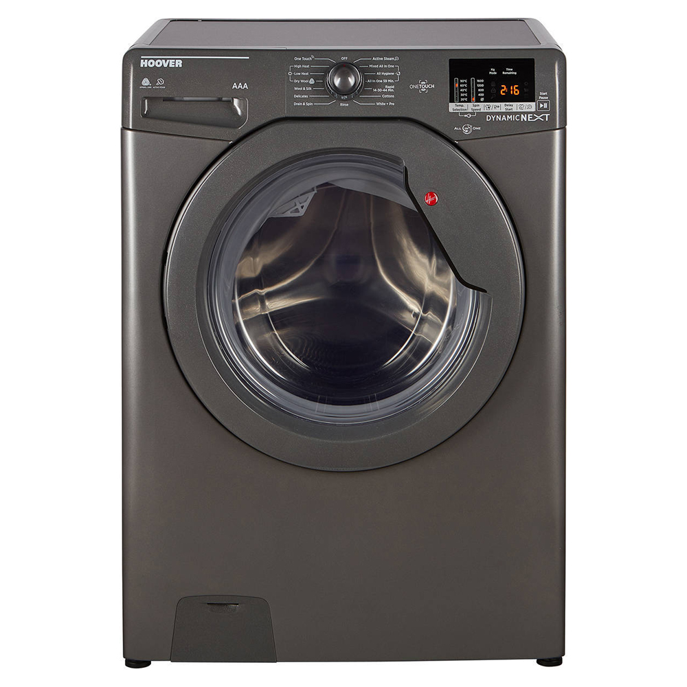 Hoover WDXOC6106AGG Washer Dryer 10+6 KG 1600rpm A Energy Graphite